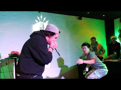 Kindo vs Taiwanian / Top 16 - L.A. Beatbox Battle 2016