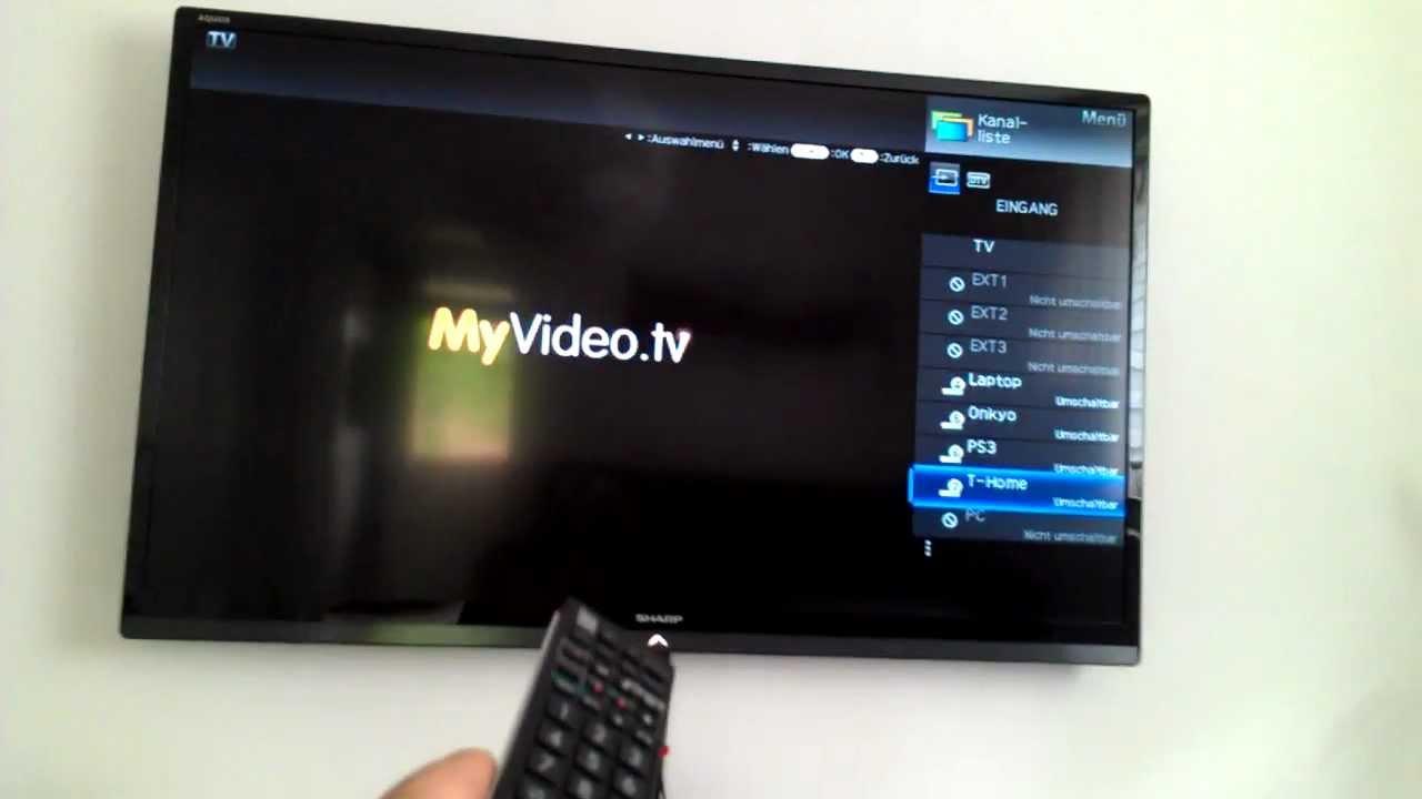 sharp led tv 60 zoll dlna musik fotos videos lc 60le635 hd video. Black Bedroom Furniture Sets. Home Design Ideas