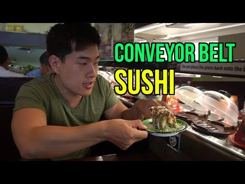 Conveyor Belt Sushi 回転寿司 Kula Revolving