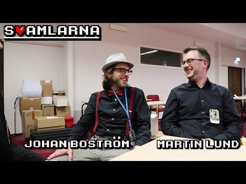Svamlarna - RetCon 2017 Interview: Johan Boström and Martin Lund