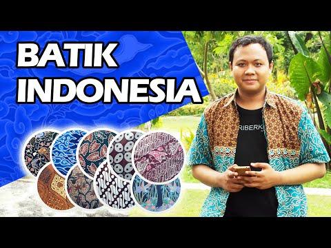 Batik Indonesia - Berbagai Motif Batik Indonesia