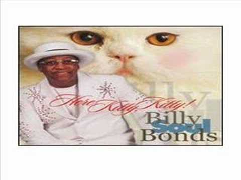 Billy Soul BondsHere Kitty Kitty wwwgetbluesinfocom