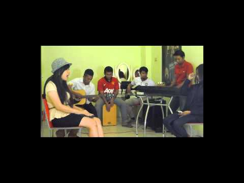 Cintaku-Chrisye (Rangga & Friends cover)