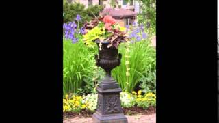 Copy of Garden Planter  Urns and Water Fountains