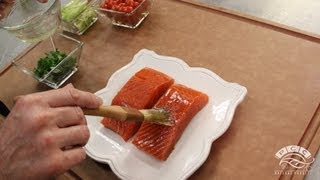 Pcc Quick Cooks: Simple Pan-seared Salmon