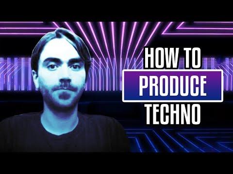 How To Produce Techno #1 - The Basics
