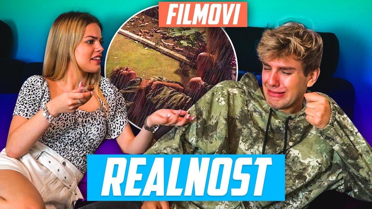 FILMOVI VS REALNOST w/ Andrija jo