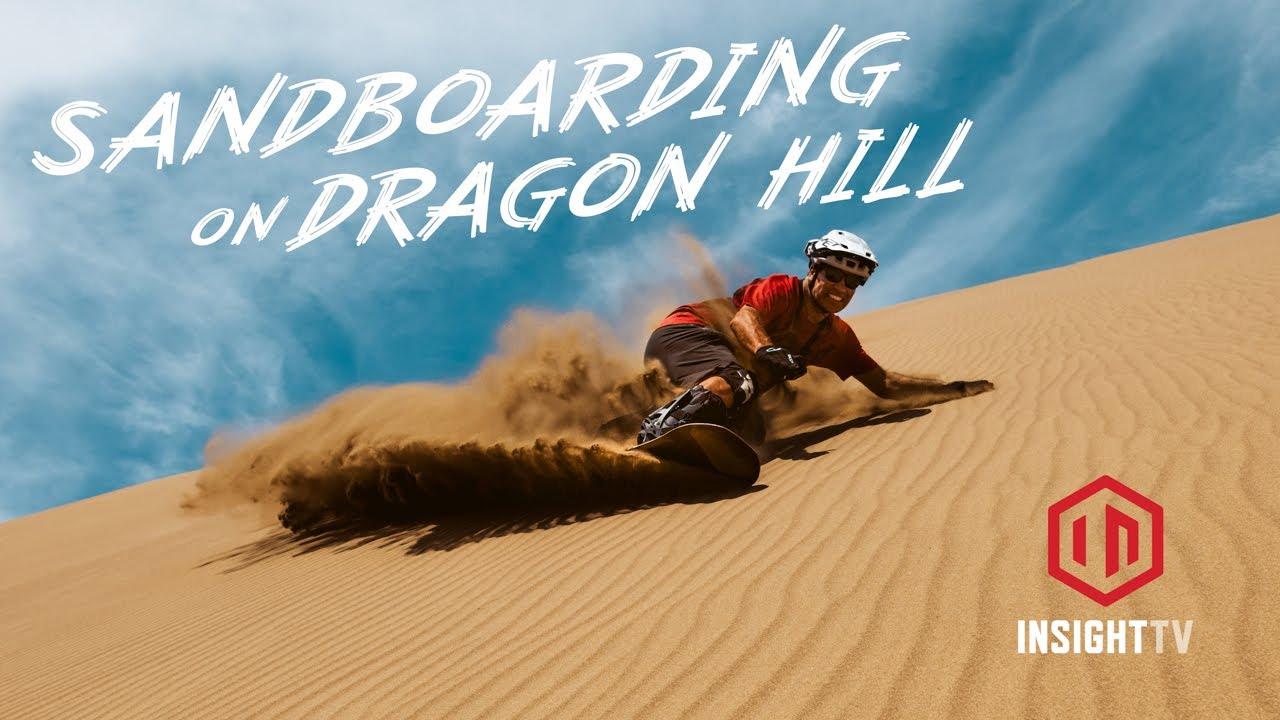 Sandboarding on Dragon Hill - Trailer