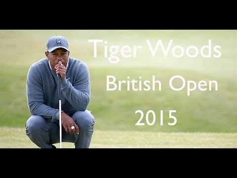 Tiger Woods ● British Open 2015 ● will he ever come back ?