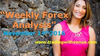 Weekly Forex Market Analysis - November 14 2016