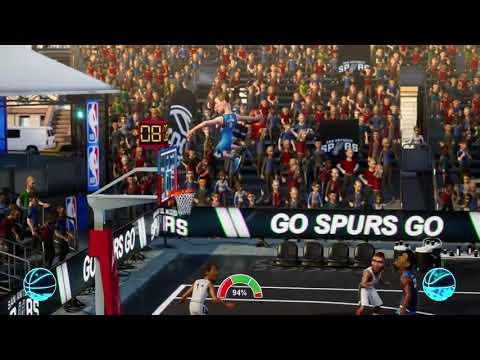 NBA Playgrounds 2 / Game 1 |