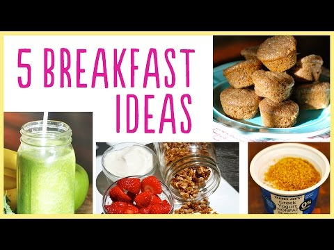 EAT   5 Easy On-the-Go Breakfasts