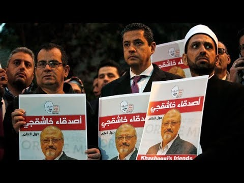 Turkey shares audio tapes of Khashoggi's death