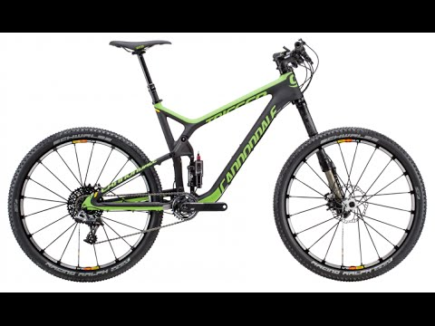 2015 Cannondale Trigger 3 27.5' Full Suspension Mountain