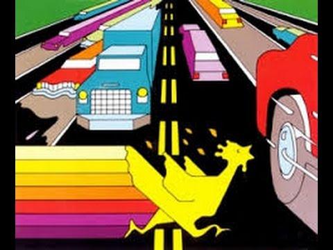 Activision Freeway - World Record 38 - Atari 2600 - Twin Galaxies Submission Video