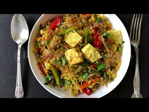 Vegetable and paneer biryani instant pot ministry of curry i have tried to explain the sizes of the veggies but do see the video so you get a better idea forumfinder Choice Image