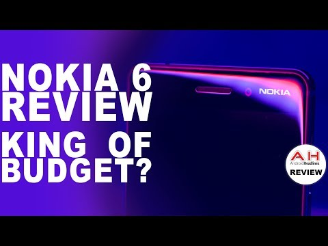 Nokia 6 Review - King of Budget Phones?