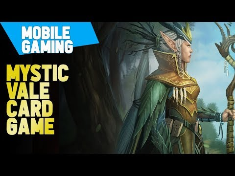 2019 Upcoming Mobile Games | Mystic Vale Card Game