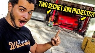 I Bought TWO Crazy Rare JDM Cars And I'm GIVING AWAY Another! (1,000,000 SUBSCRIBER UPDATE)