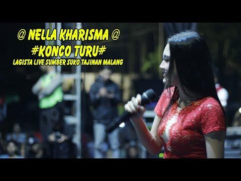 Nella kharisma - Konco Turu Lagista Live Tajinan Malang Terbaru 2018