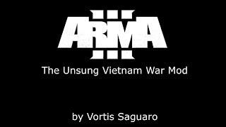 ArmA 3 - The Unsung Vietnam War MOD