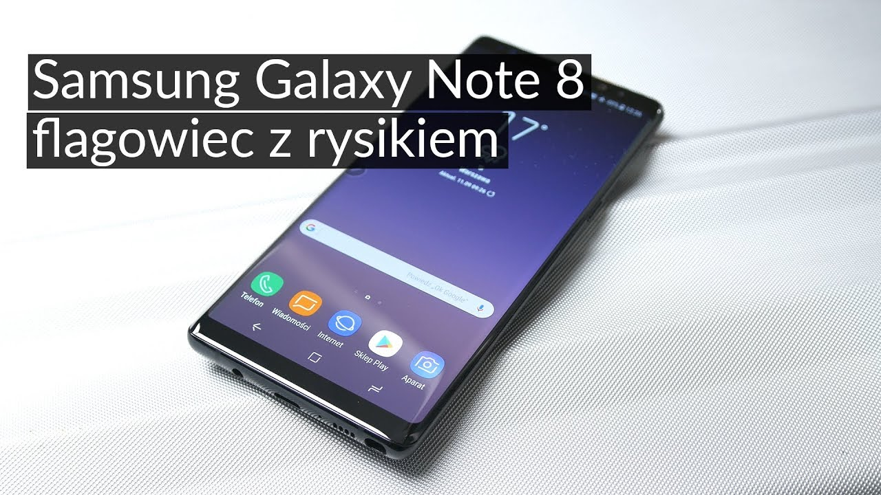 samsung note 8 test