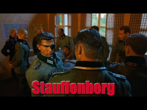 WW2 Action Figure: Stauffenberg