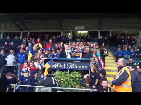 """Senior Champions 2012 Mullahoran AKA """"The Dreadnoughts"""""""