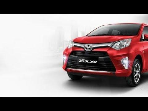 2019 Toyota All New Calya Review Interior Exterior Otovilla