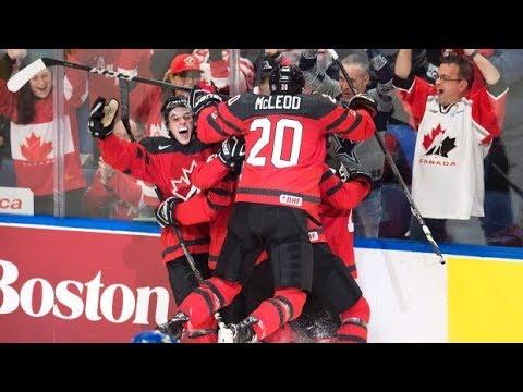 Game 39-WHAT A NIGHT-(Team Canada vs Team Sweden) Ottawa Senators vs San Jose Sharks 2017-18