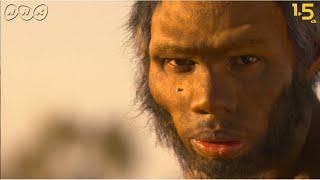 【人類誕生CG】180万年前の人類はマラソンランナーだった!?【NHKスペシャル×NHK1.5ch】