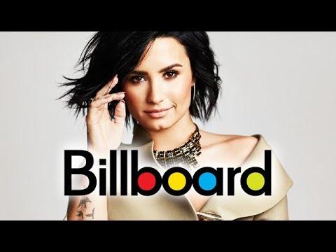 Demi Lovato Billboard Hot 100 Full Chart History