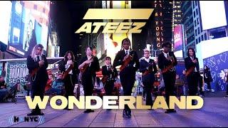 [KPOP IN PUBLIC CHALLENGE NYC] ATEEZ(에이티즈) - WONDERLAND Dance Cover