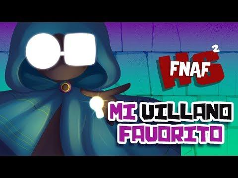 MI VILLANO FAVORITO #4 | SERIE fnafhs