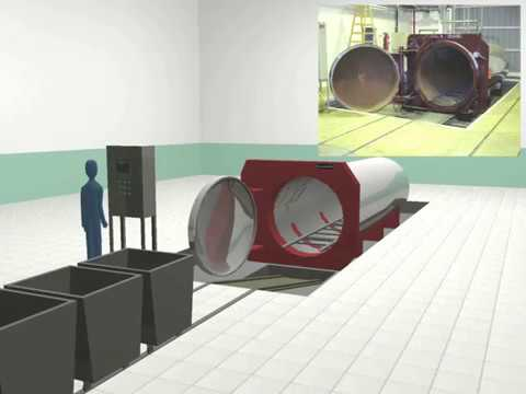 Autoclave Industrial  representado por M&A International Group