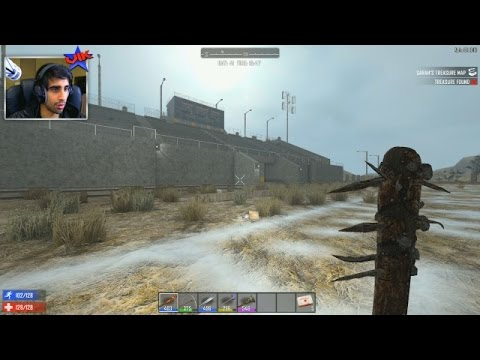 FOOTBALL STADIUM LOOTING! - 7 DAYS TO DIE #32 - (Season 3)