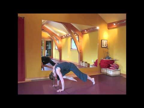 Power Flow Yoga Sequence