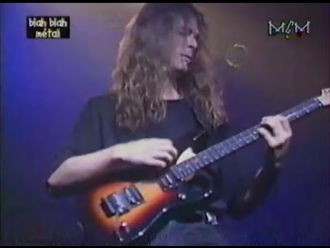 Angra - Live in São Paulo 1996 + MCM interview