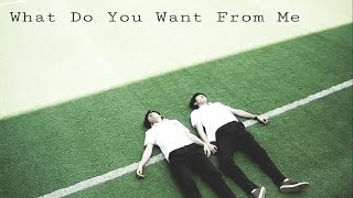 Download | Woohyun x Sungyeol | What Do You Want From Me Mp3 and Videos