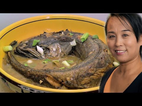 Chinese Braised Hake (Chinese Style Fish Stew Recipe)
