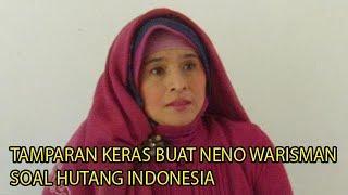 Tamparan Keras Buat Neno Warisman Soal Utang indonesia