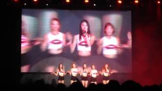 E/X/I/D Taiwan Showcase 安可舞台 이/엑/스/아/이/디 대만 위/아/래
