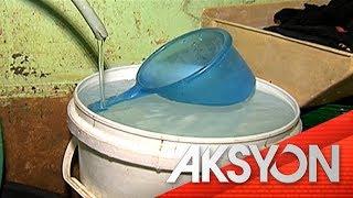 Notice of violation vs. water concessionaires