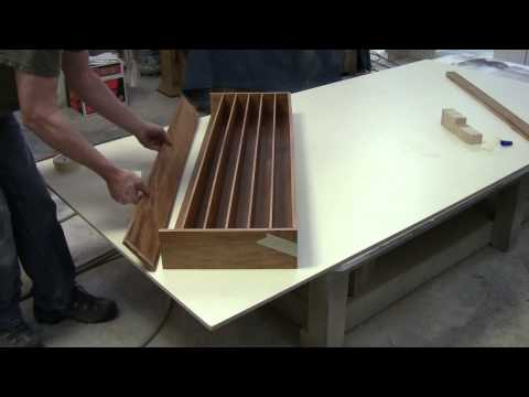 How To Assemble The DIY Acoustic Diffuser   QRD 7 Quadratic Residue Diffuser Kit