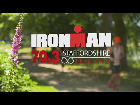 Ironman 70.3 Staffordshire 2017