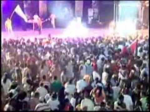Burning Flames - Live! Antigua Carnival 07 pt-3