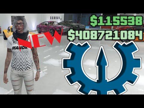 GTA V Online New Instant Money Cheat (Cheat Engine)