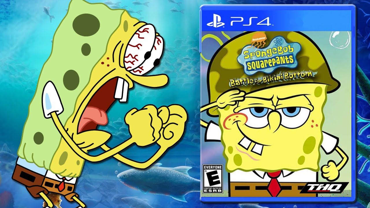 The Bikini Bottom Battle Of