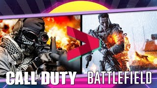 Почему Battlefield ХУЖЕ Call of Duty? 8 ПРИЧИН!