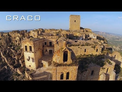 Craco - The most beautiful abandoned town